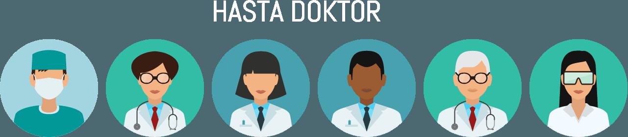 Hasta Doktor