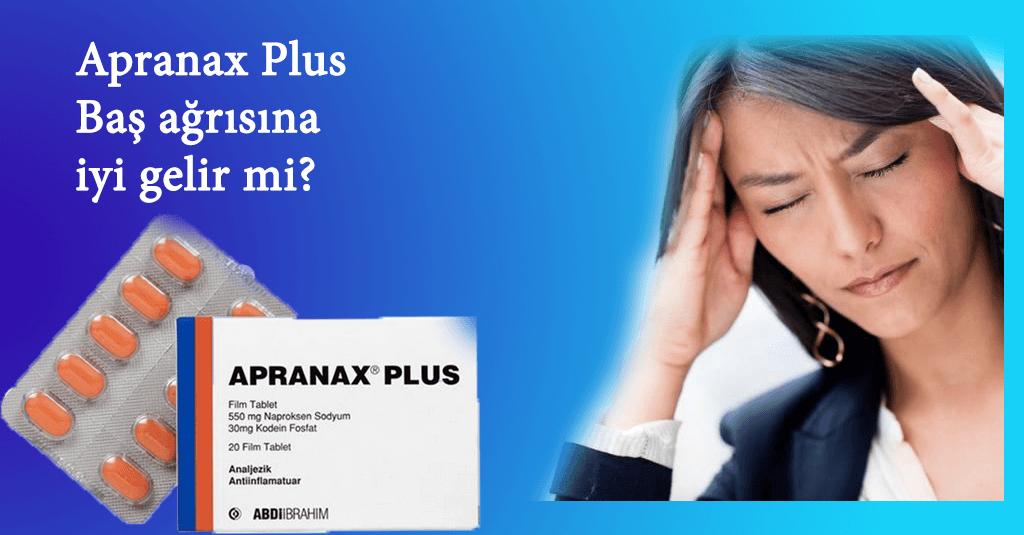 Apranax Plus ve Baş ağrısı