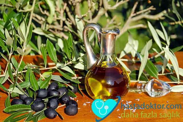 zeytin yağının cildi yenileme özelliği bulunur.