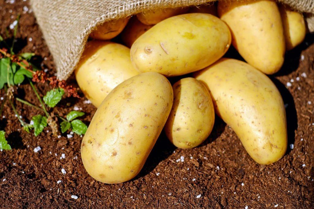 patates çuvalı