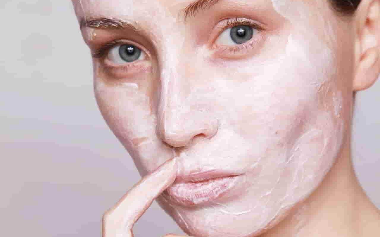 yoğurtlu yüz maskesi